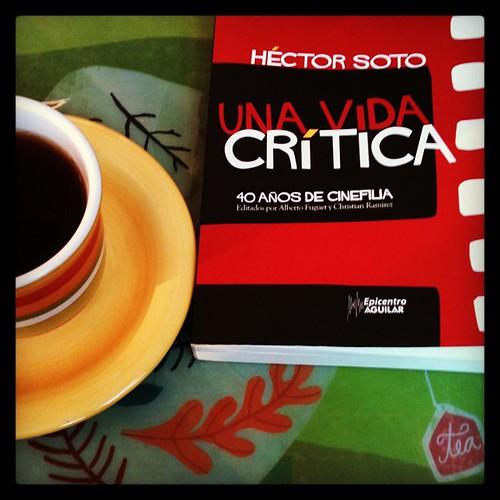 """""""Una vida crítica"""" de Héctor Soto by Miradas Compartidas"""