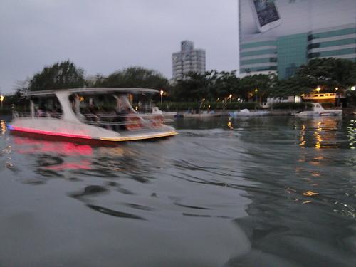水陸觀光車