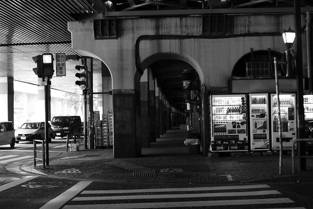 ガード下. Kanda Tokyo, Mar 2013. 075