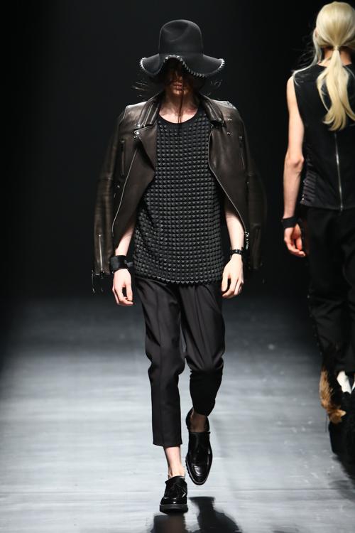 FW13 Tokyo CHRISTIAN DADA017_Ollie Mann(Fashion Press)
