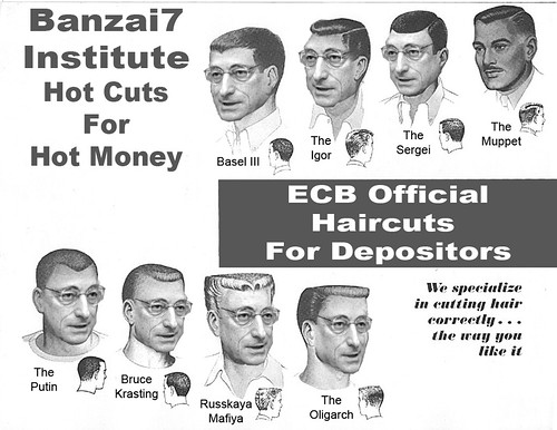 HOT CUTS FOR HOT MONEY by Colonel Flick/WilliamBanzai7