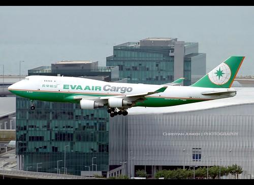 B744 - Boeing 747-45E(BDSF)