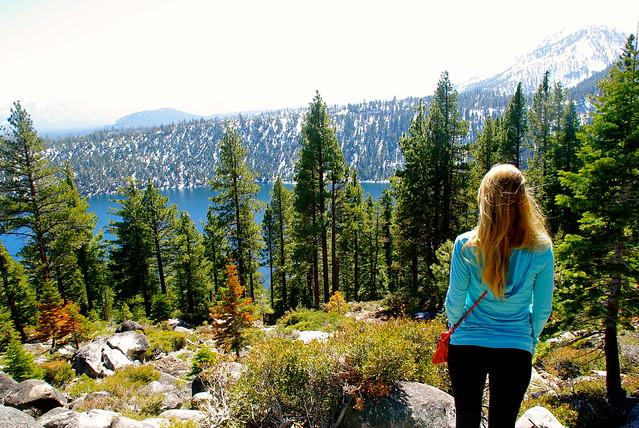 lake tahoe drive in california