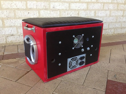 Finished Boombox Back