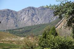 Berg River Berge