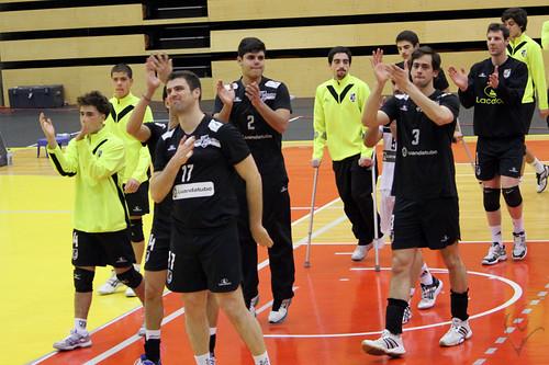 Voleibol Final Taça de Portugal: Vitória SC - Fonte Bastardo