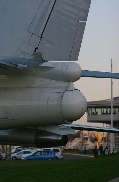 Boeing B-47 Tail