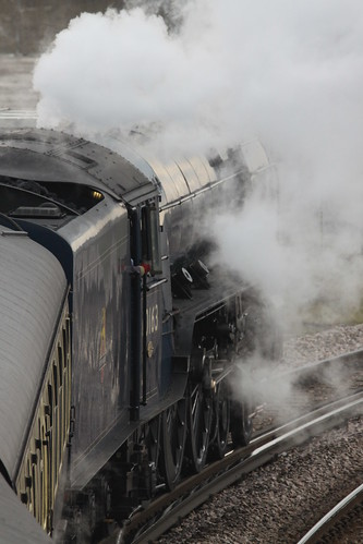 "60163 ""Tornado"", The Cathedral Express, Dover, Kent"