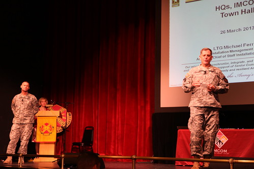 LTG Ferriter and CSM Rice
