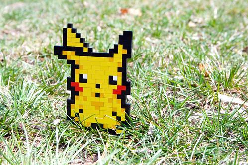 Pikachu Mosaic