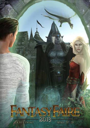 FF2013 Poster [Elves]