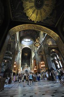 Imageof St. Vladimir's Cathedral.