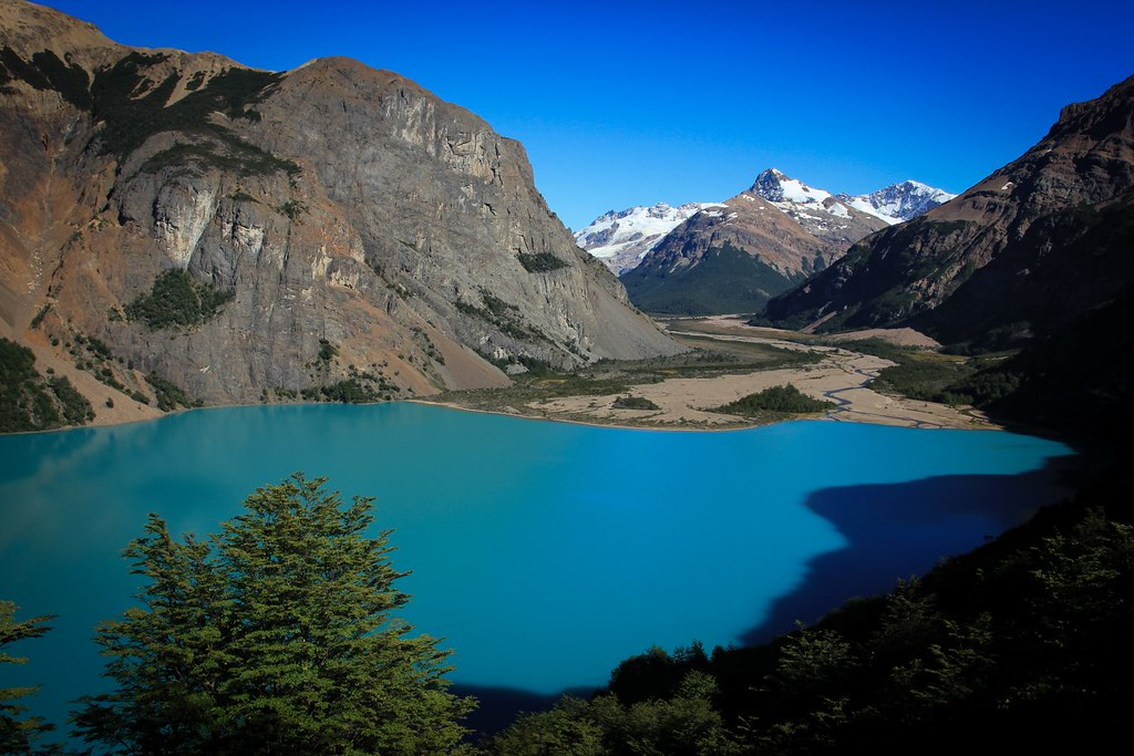 March. Valle Hermosa. RN Jeinimeini. Future Patagonia National Park. Aysen. Chile.