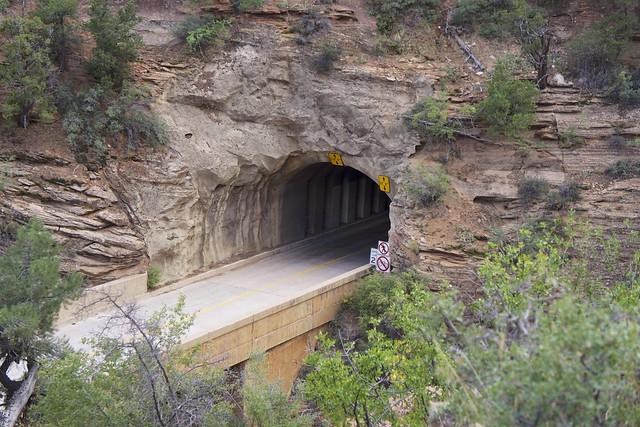 1.1 mile tunnel