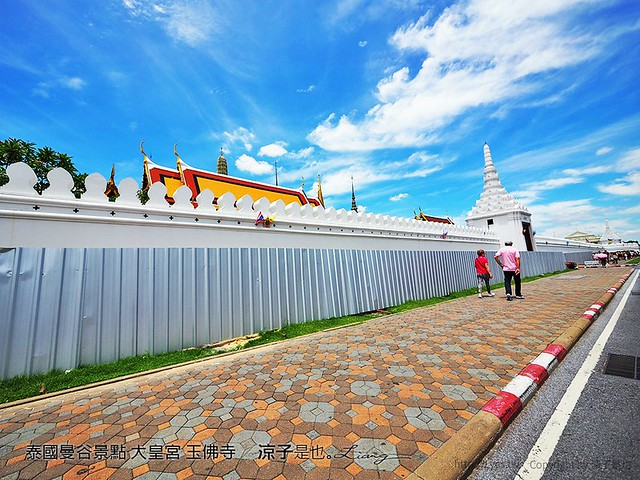 泰國曼谷景點 大皇宮 玉佛寺 13