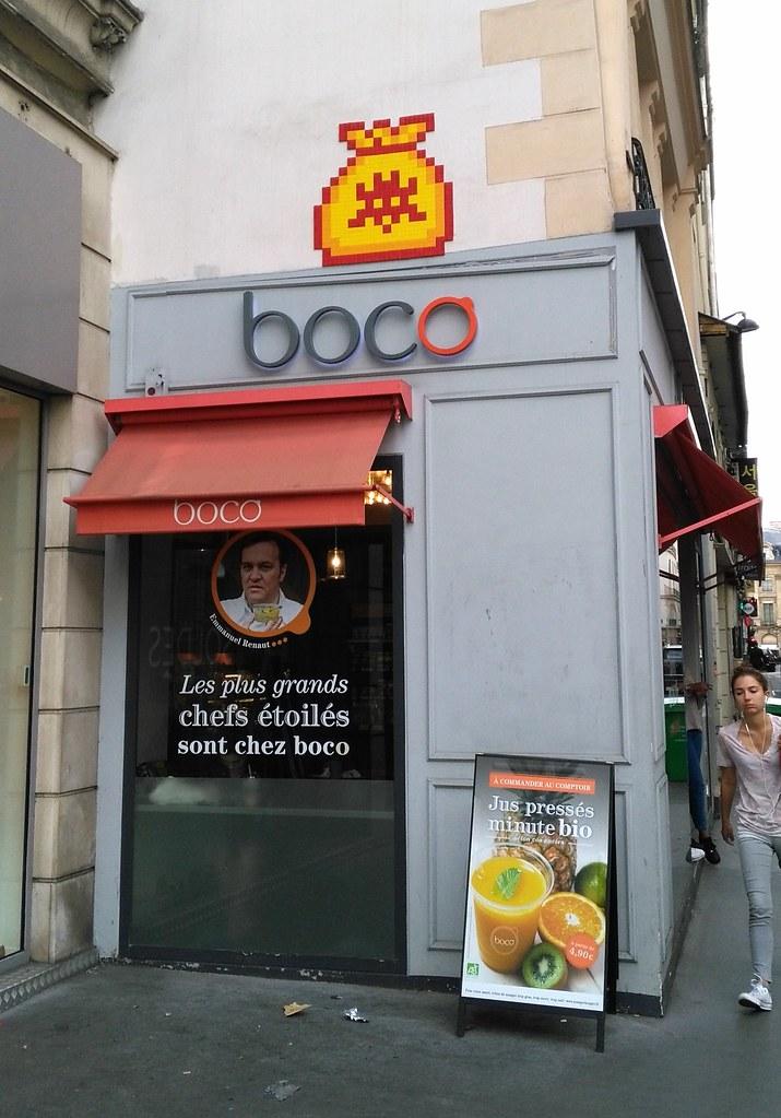 Boco invader
