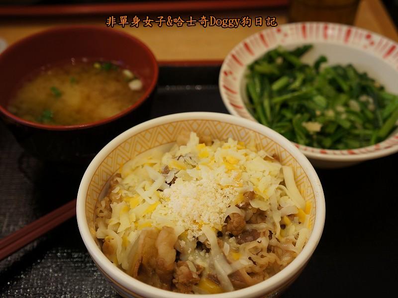 Sukiya日本牛丼咖哩飯13