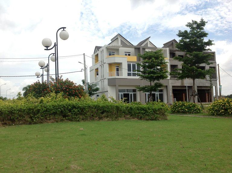 Hình ảnh đất nền Khu dân cư Daresco Residence