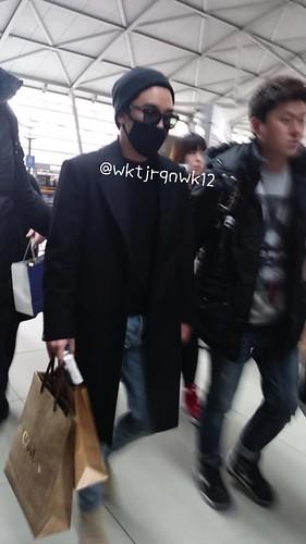 Big Bang - Incheon Airport - 21mar2015 - Seung Ri - wktjrqnwk12 - 03