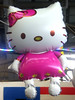 #9017 Hello Kitty balloon