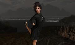 the spook meistress herself, LAUREN BENTHAM