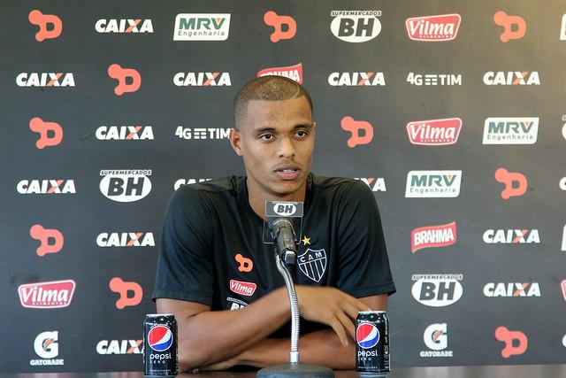 Atlético-MG: Treino dá sequência à preparação para jogo contra o Fluminense
