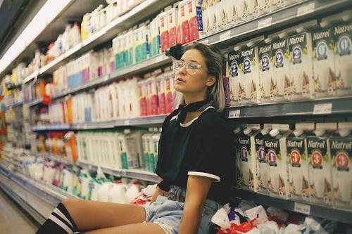 GroceryStore - Milk