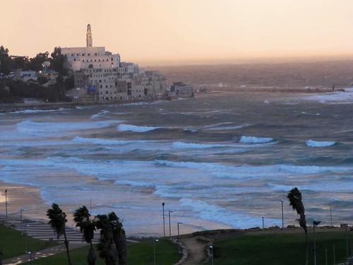 Tel Aviv overlooking Jaffa