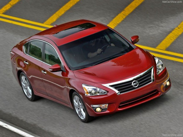 Test Drive: Nissan Altima 2013 | review