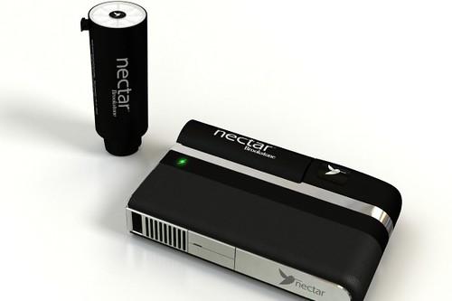 Nectar Mobile Power - карманный топливный элемент с зарядом на две недели (Видео)