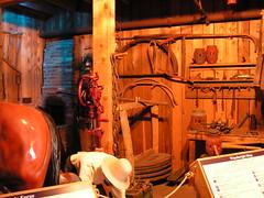 Wheelwright Shop Exhibit