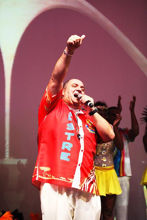 Nestlé - Grande Desfile da Escola de Samba Corporativa