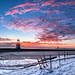 Frozen sunrise by matt_frankel