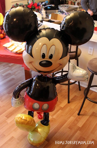 air walker mickey mouse balloon