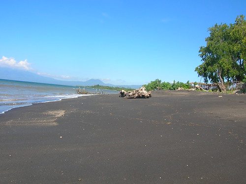 Gading Beach In Maumere Flores Indonesia