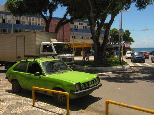 Chevrolet Chevette, Salvador (Bahia), Brasil