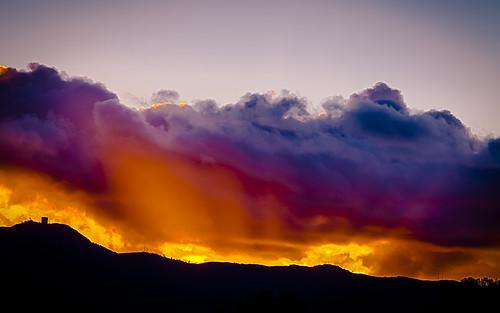 sunset holiday bernalroad 1102013