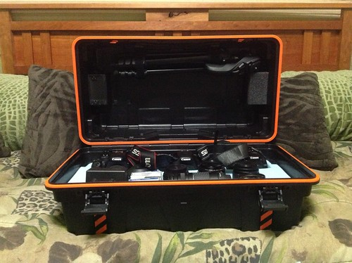 Canon Care Package, Open
