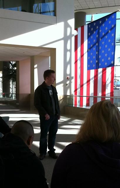 Inside John Wayne Airport