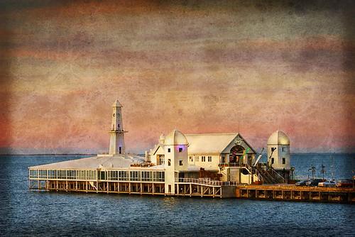 Cunningham Pier at Geelong, Victoria, Australia IMG_2410_Geelong_Texture
