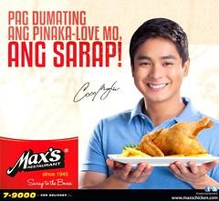 Max's Chicken - Coco Martin Ad