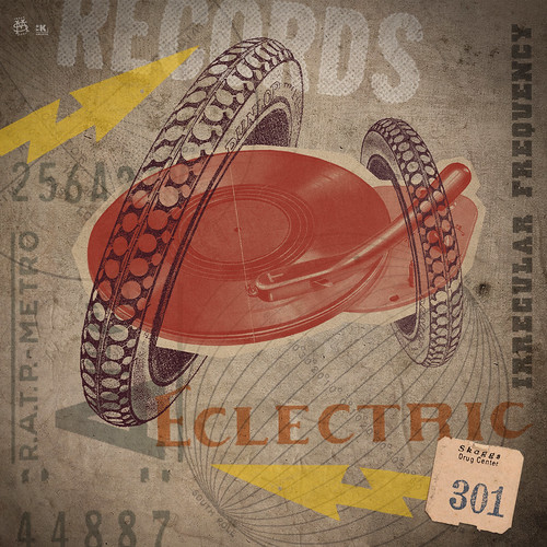 Eclectric Vibe Irregular Frequency: Episode 301