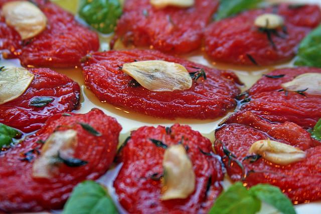 Tomates Confitados 162