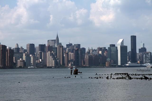 Looking at NY