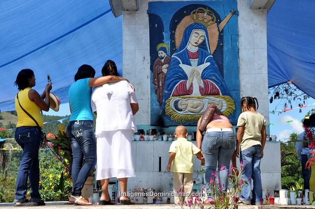 Santuario Virgen de la Altagracia en La Cumbre
