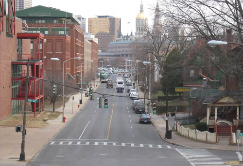 Capitol Avenue, Hartford (by: Nelson Byrd Woltz for US EPA)