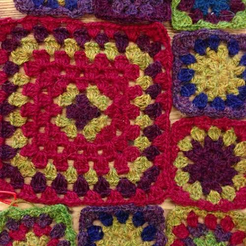 #Afghan #CrochetBlanket