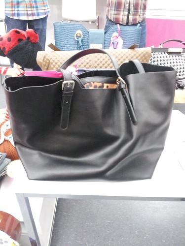 Black Bag Minling Pan Spring 2013 - Toronto Beauty Reviews