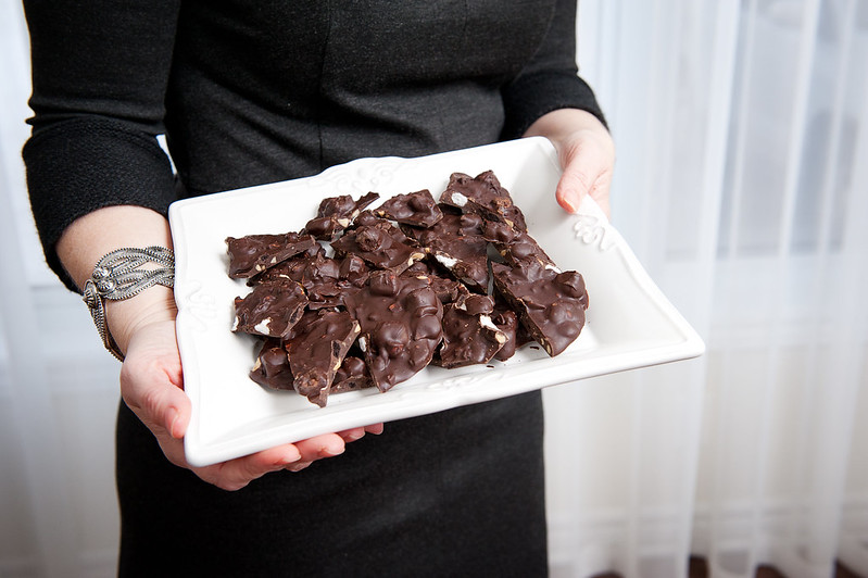 Kraft Rocky Ridge Bark #DessertMoments