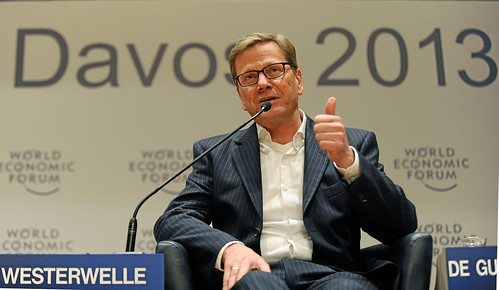 Open Forum: Eurozone - Solidarity or Domination?: Guido Westerwelle